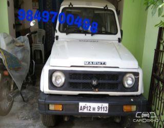 2012 Maruti Gypsy King HT BSIII