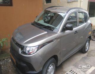 2017 Mahindra KUV 100 D75 K8 5Str
