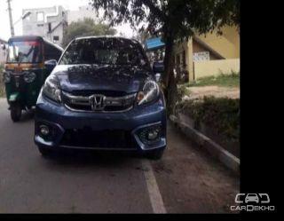 2017 Honda Amaze VX CVT i-VTEC