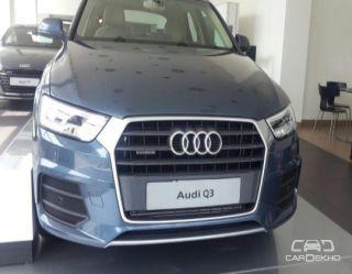 2017 Audi Q3 35 TDI Quattro Premium