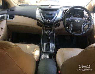 2014 Hyundai Elantra CRDi SX AT