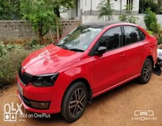 2018 Skoda Rapid Sporty Edition 1.6 MPI AT