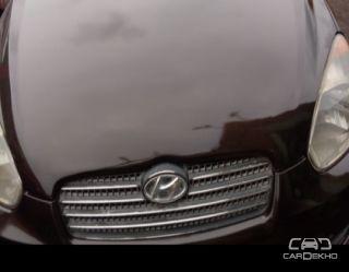 2007 Hyundai Verna CRDi SX