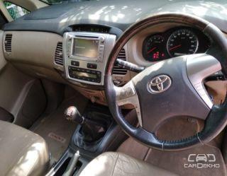 2015 Toyota Innova 2.5 Z Diesel 7 Seater