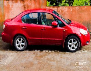 2007 Maruti SX4 Zxi BSIII
