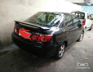 2008 Honda City ZX VTEC