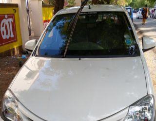 2015 Toyota Etios GD