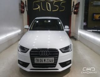 Used Audi Cars In Chennai Second Hand Cars For Sale With Offers - Audi car second hand