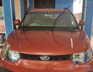 Mahindra KUV 100 mFALCON G80 K6