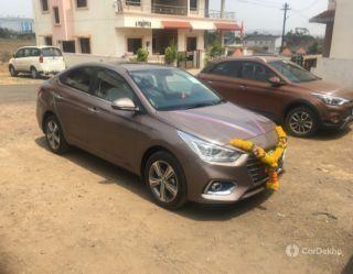 Hyundai Verna CRDi 1.6 SX Option