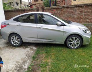 Hyundai Verna 1.6 SX VTVT (O)