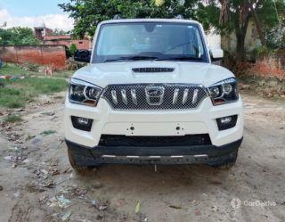 Mahindra Scorpio 1.99 S10 4WD