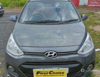 Hyundai Grand i10 1.2 Kappa Sportz Dual Tone