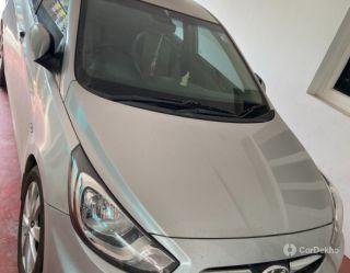 Hyundai Verna 1.6 SX VTVT AT