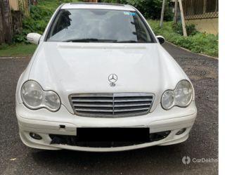 Mercedes-Benz New C-Class 200 Kompressor