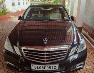 Mercedes-Benz E-Class E350 CDI Avantgarde