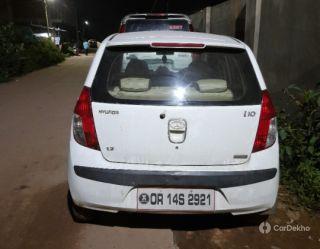 Hyundai i10 Asta Sunroof AT