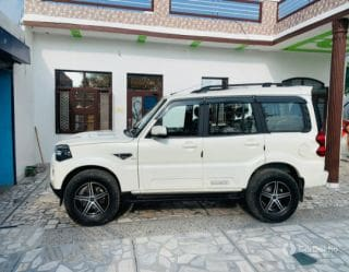 Mahindra Scorpio S11 BSIV