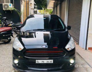 Ford Figo Aspire Titanium Plus Diesel BSIV