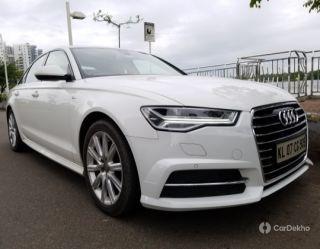 Audi A6 35 TDI Technology