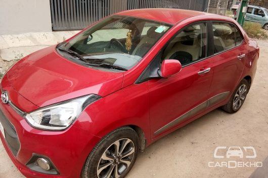 Hyundai Xcent 1.2 Kappa SX Option