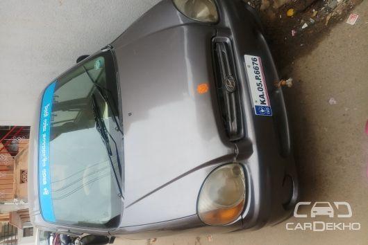 Hyundai Santro AT