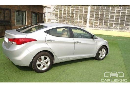 Hyundai Elantra SX