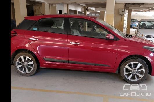 Hyundai i20 Sportz Option 1.2